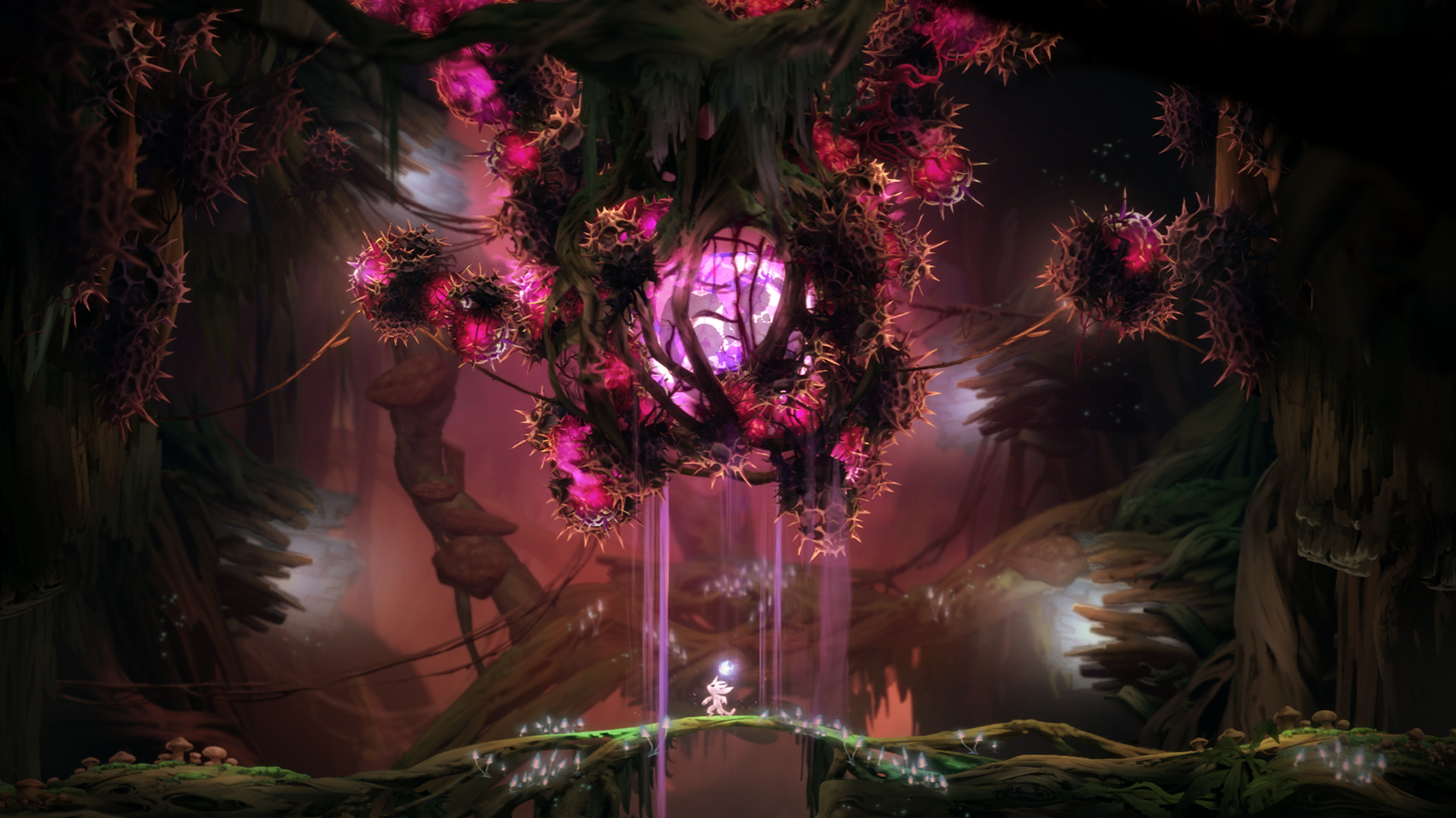 Ori Character Ori And The Blind Forest Hd Wallpaper 2180431