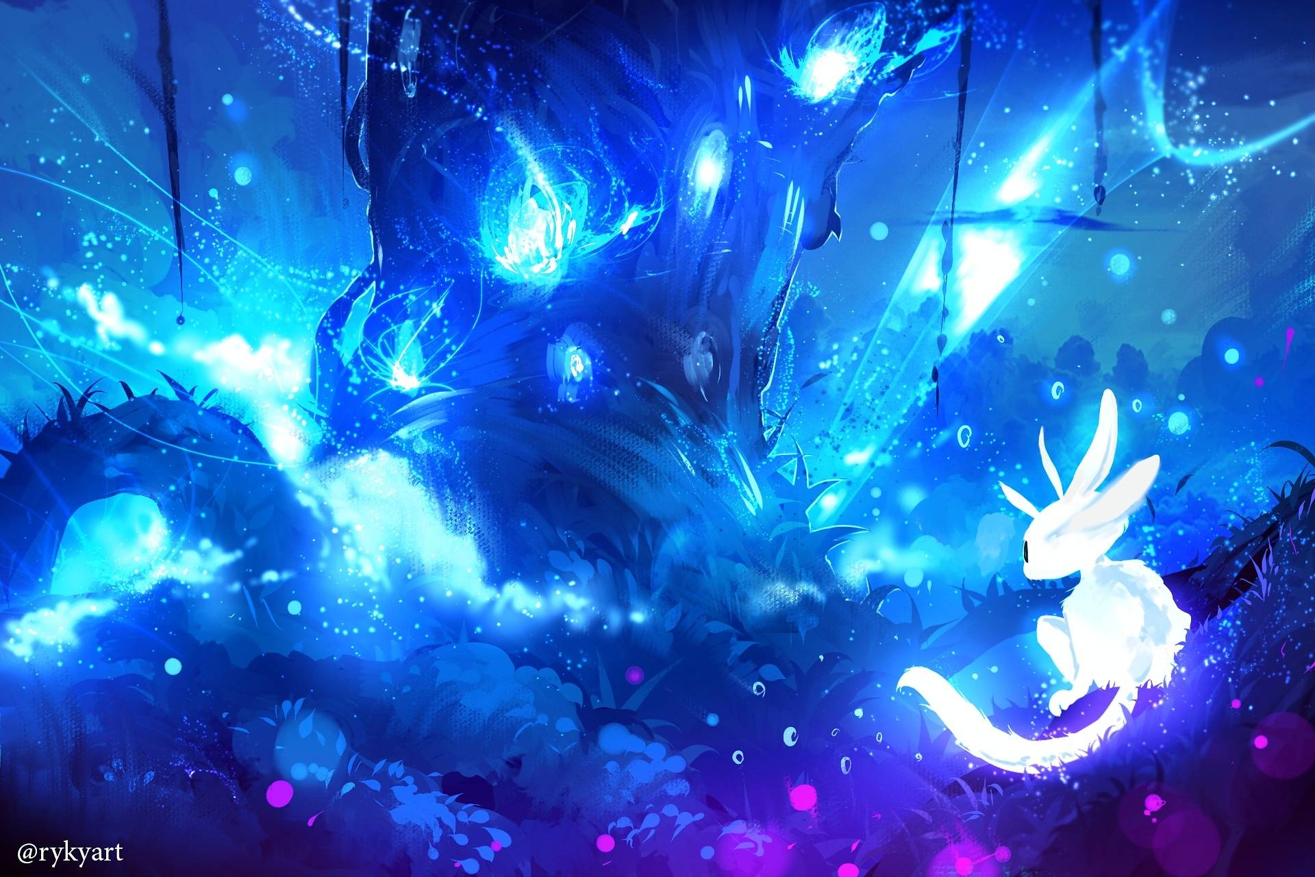 Ori Character Ori And The Blind Forest Image 2324748
