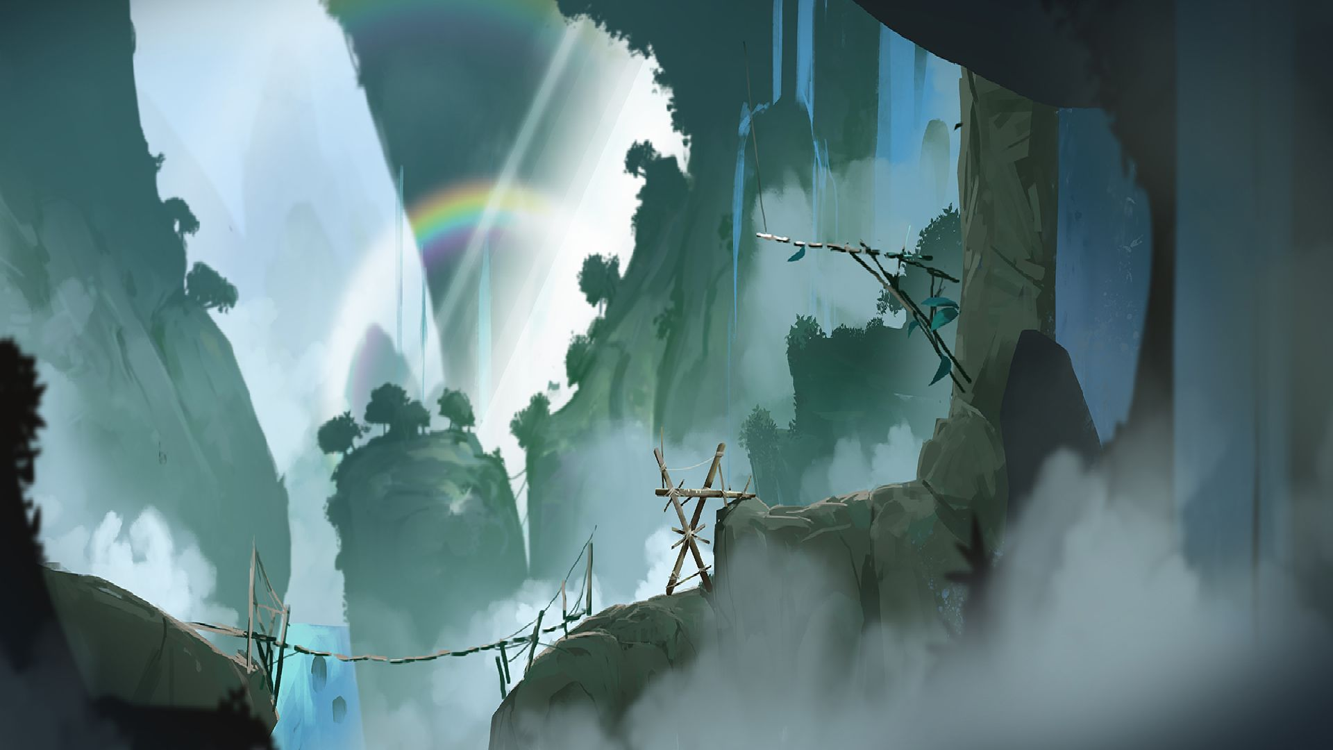 Ori And The Blind Forest HD Wallpaper #2180414