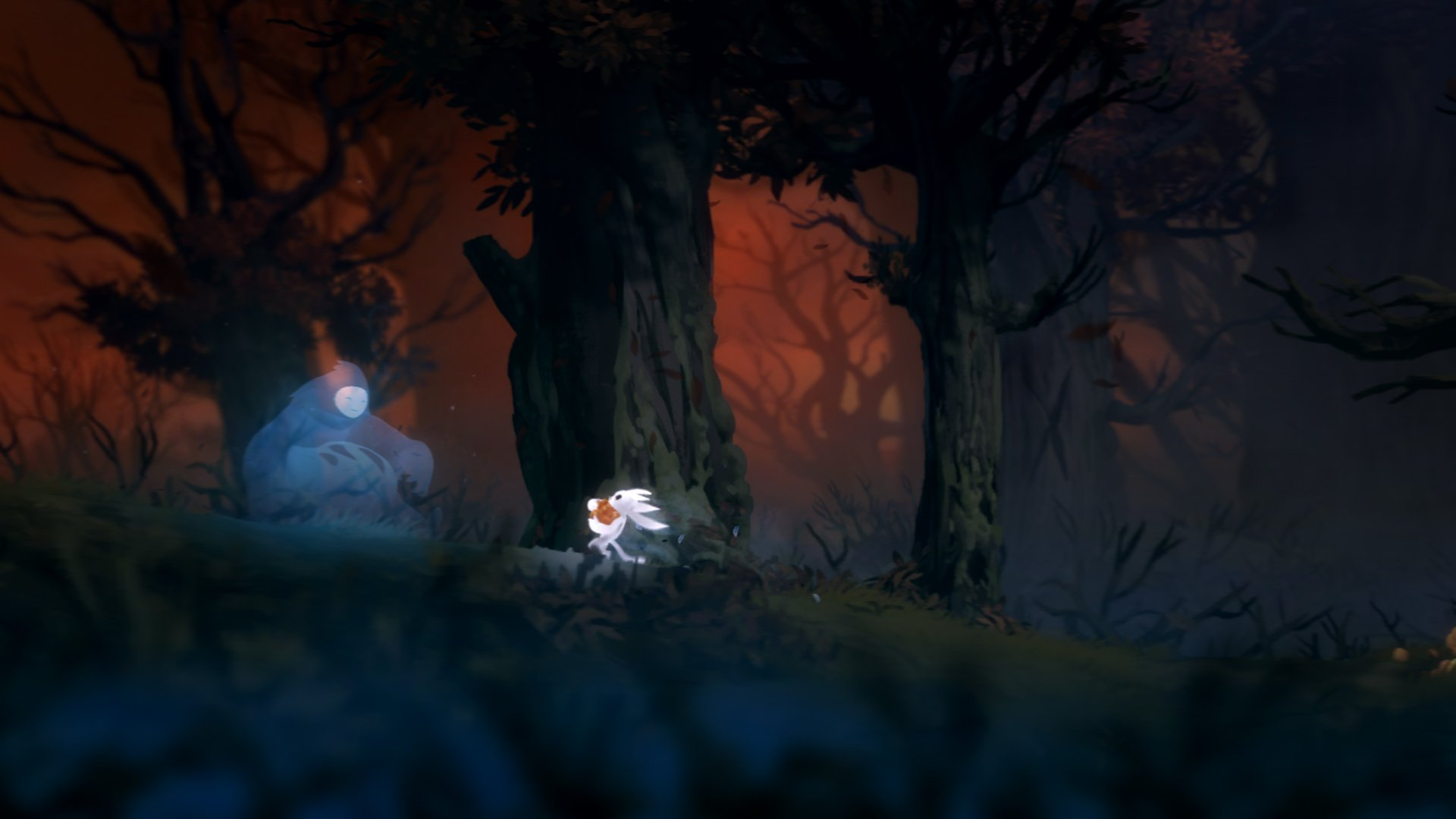 ori and the blind forest hd wallpaper #2180425 - zerochan anime