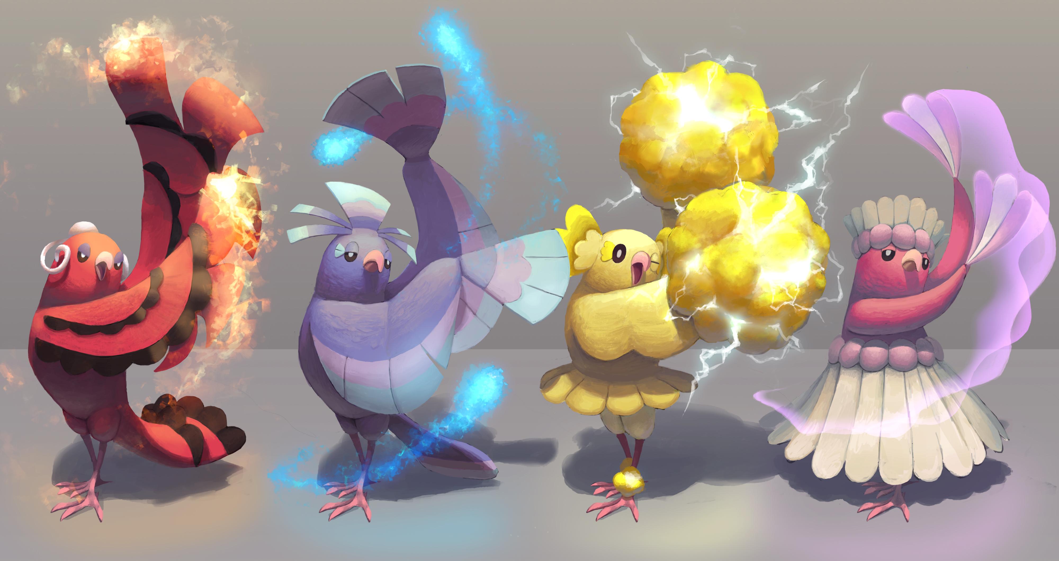Oricorio - Pokémon - Zerochan Anime Image Board
