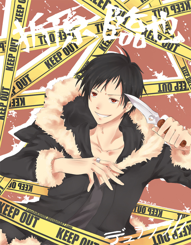 Tags: Anime, Riiya (Pixiv814627), DURARARA!!, Orihara Izaya, deviantART, Fanart From DeviantART, Fanart, Izaya Orihara