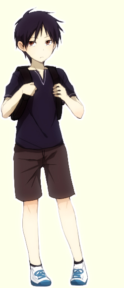 Tags: Anime, 5011 (artist), DURARARA!!, Orihara Izaya, PNG Conversion, Izaya Orihara