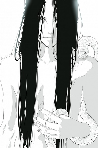 Tags: Anime, Pixiv Id 4687157, NARUTO, Orochimaru, Snake