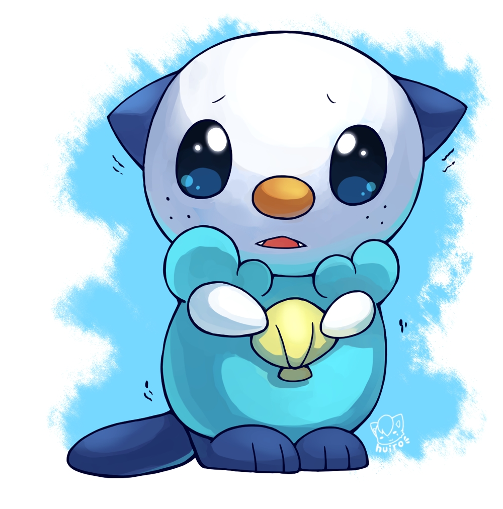 Pokemon Oshawott Cute - Hot Girls Wallpaper