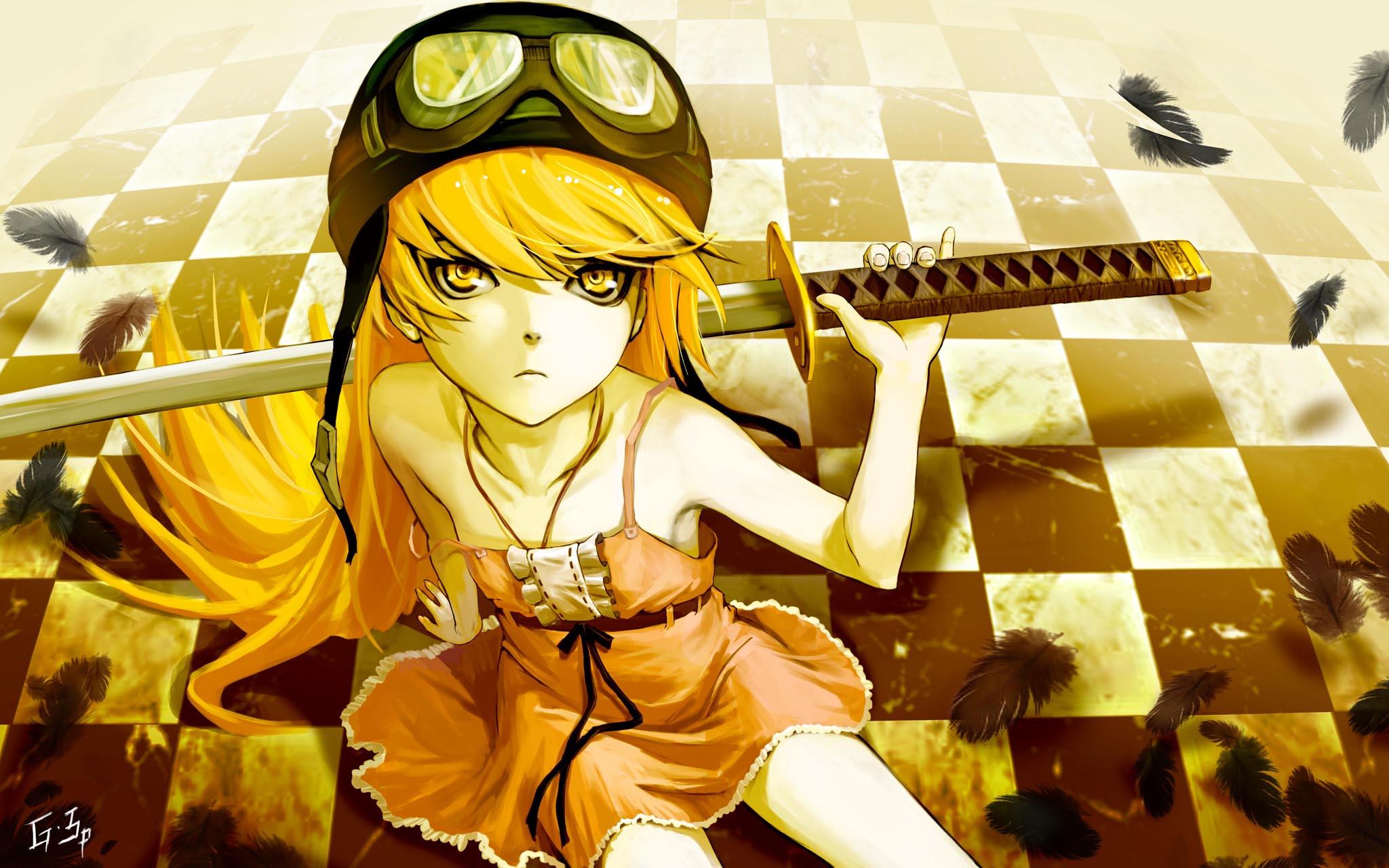 Oshino Shinobu Download Image