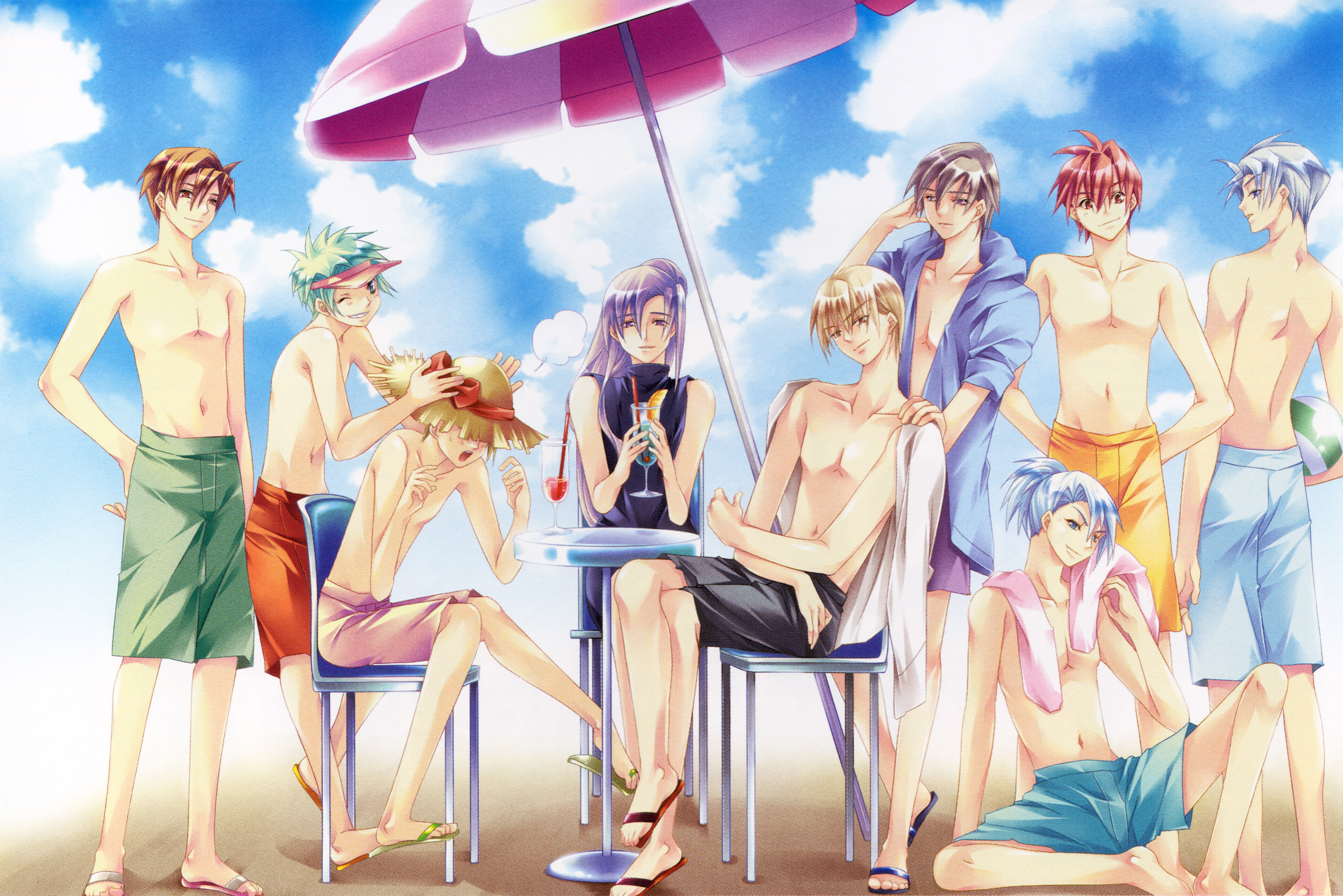Image result for Otometeki Koi Kakumei Love Revo!!