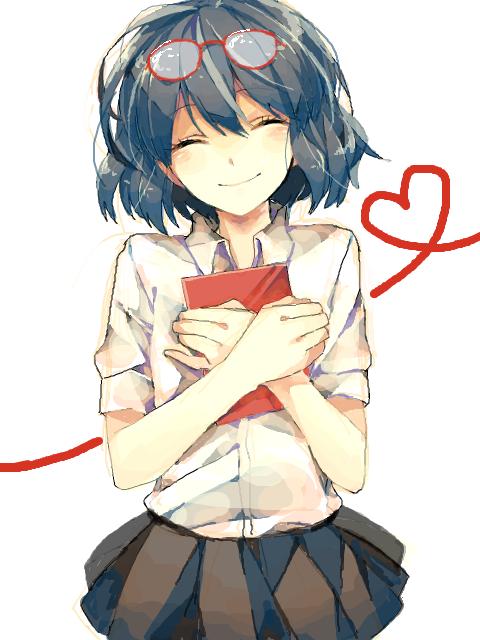 Tags: Anime, Daburyuu, Inazuma Eleven, Otonashi Haruna, Pixiv, Fanart From Pixiv, Fanart, PNG Conversion
