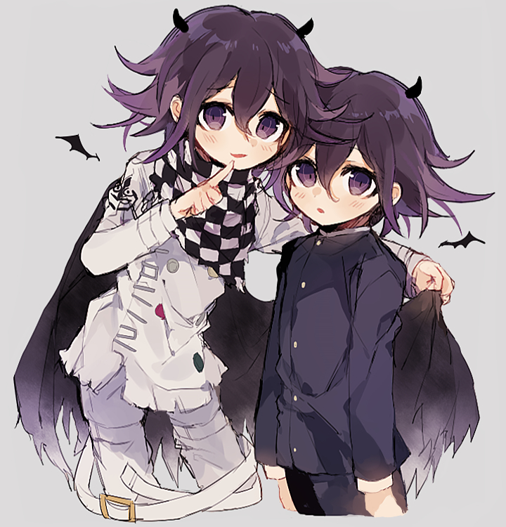 Kokichi Oma X Reader Lemon
