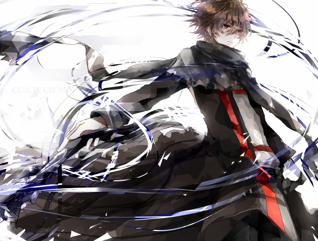 Annalyn&#39-s Thoughts: Guilty Crown eps 15-16: Shu, the Idiot Tyrant