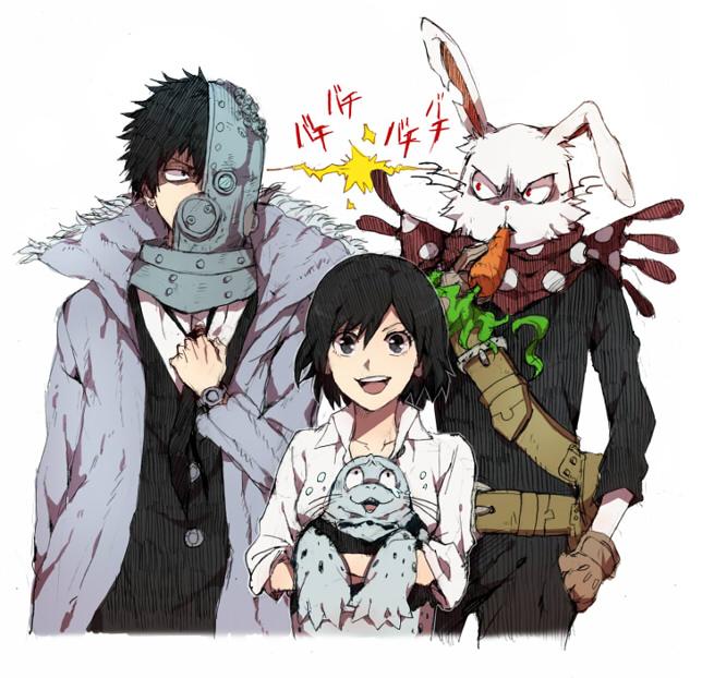 Tags: Anime, Rinnagi, Oumagadoki Doubutsuen, Shiina (Oumagadoki), Igarashi (Oumagadoki), Isana, Aoi Hana (Oumagadoki), Seal (Animal)