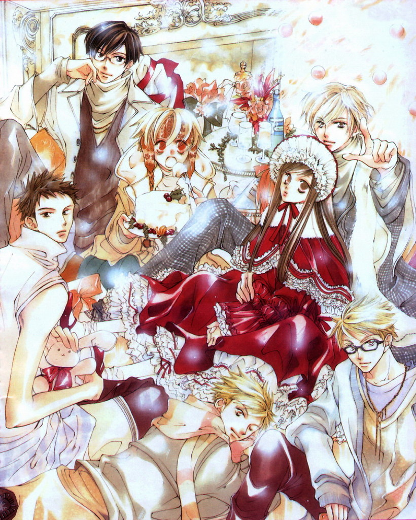 Ouran High School Host Club - Hatori Bisco - Image #119451 ...