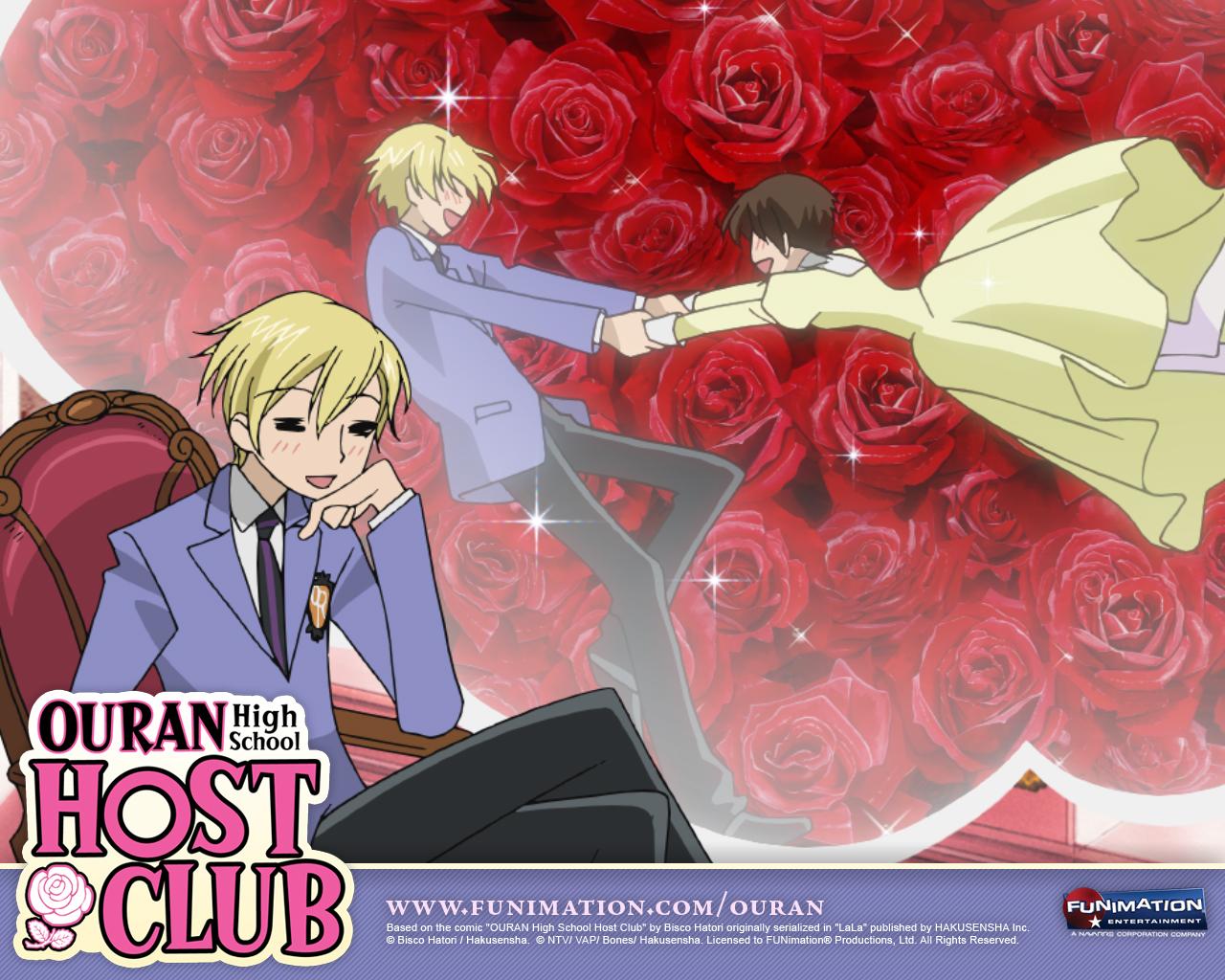 Tags anime ouran high school host club rené tamaki richard de