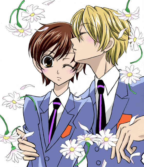 Tags  Anime  Ouran Hig...