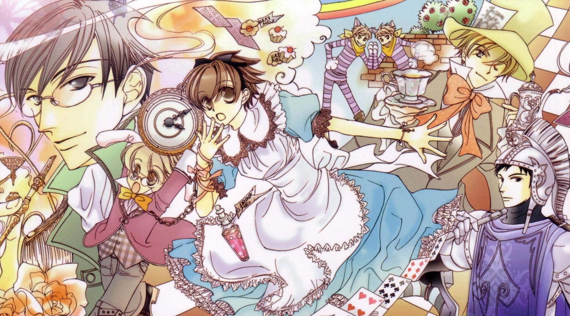 Ouran High School Host Club Wallpaper Zerochan Anime Image Board