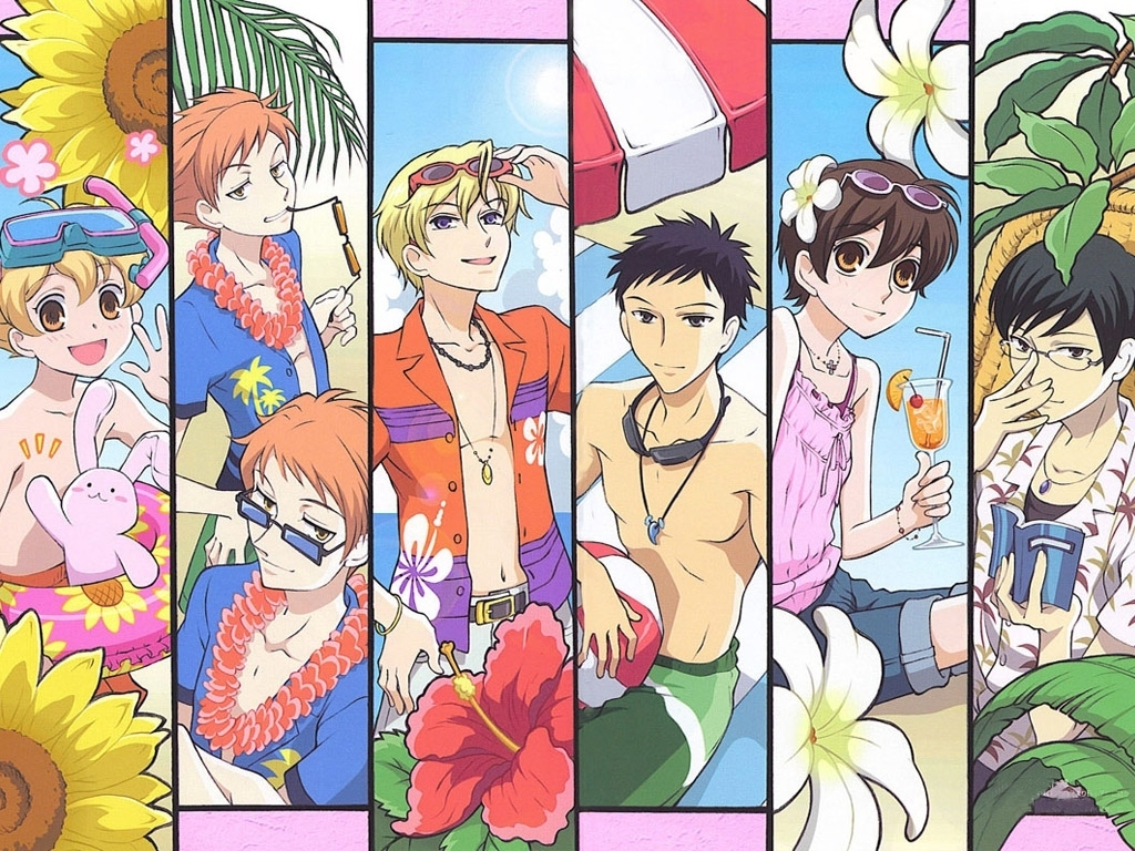 Ouran High School Host Club Wallpaper 67454 Zerochan Anime