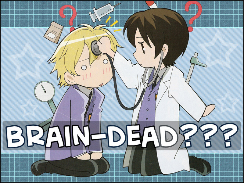 Tags Anime Ouran High School Host Club Rene Tamaki Richard De Grantaine