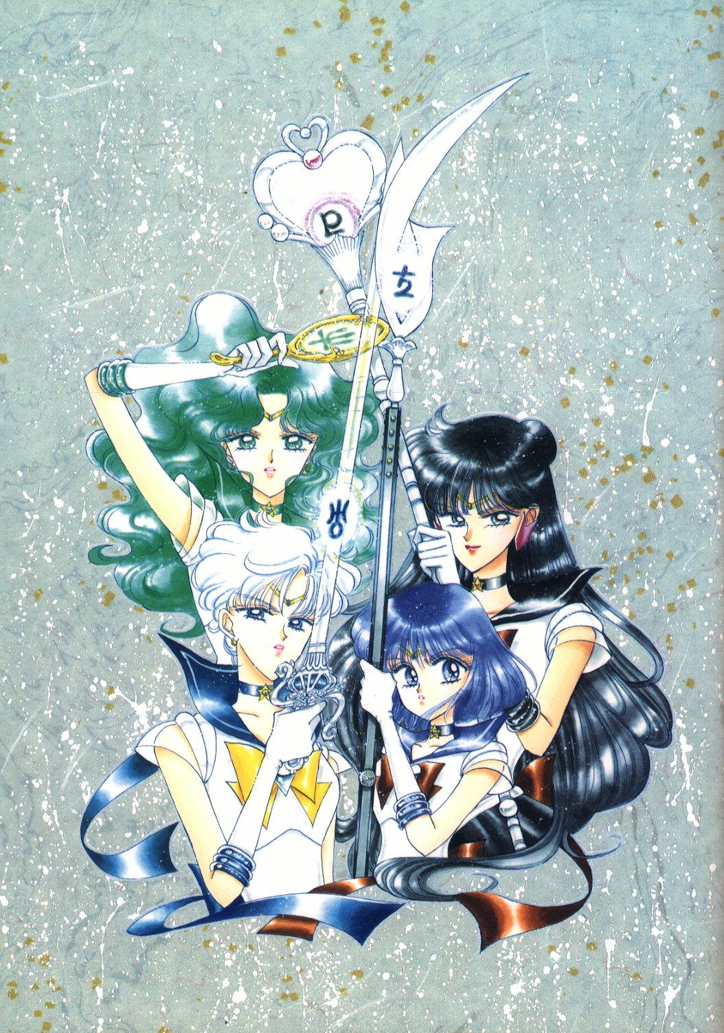 Outer senshi bishoujo senshi sailor moon mobile wallpaper tags anime takeuchi naoko bishoujo senshi sailor moon sailor uranus meiou biocorpaavc Images