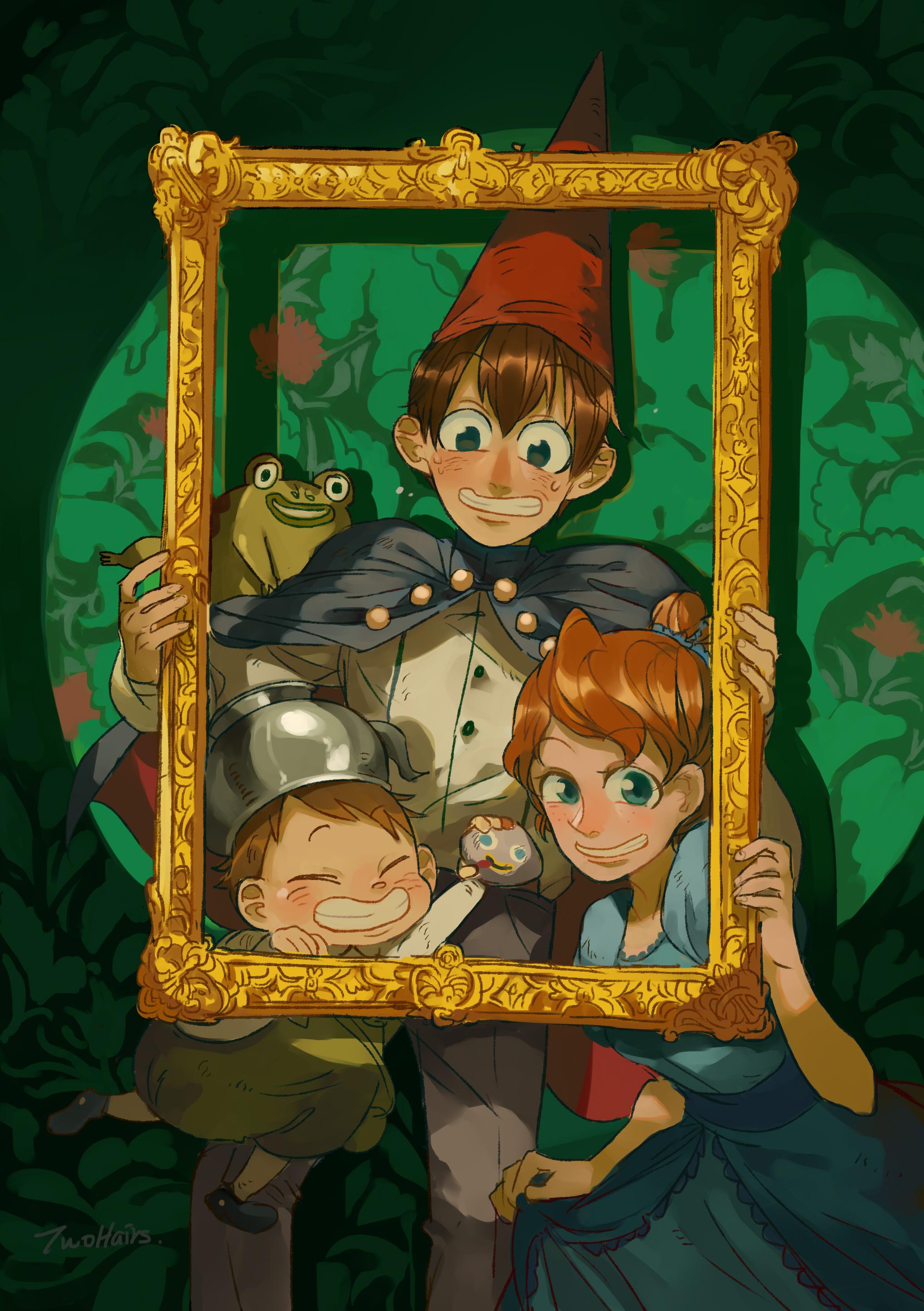 Over The Garden Wall - Disney - Image #2370378 - Zerochan Anime ...