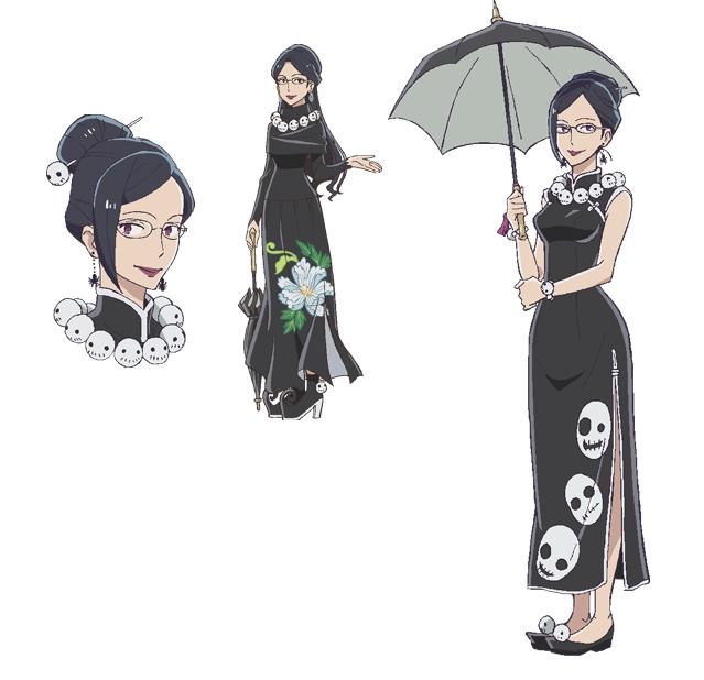 Tags: Anime, Shibata Yuka, ufotable, Majokko Shimai no Yoyo to Nene, Oyomi (Majokko Shimai no Yoyo to Nene), Character Sheet, Cover Image, Official Art
