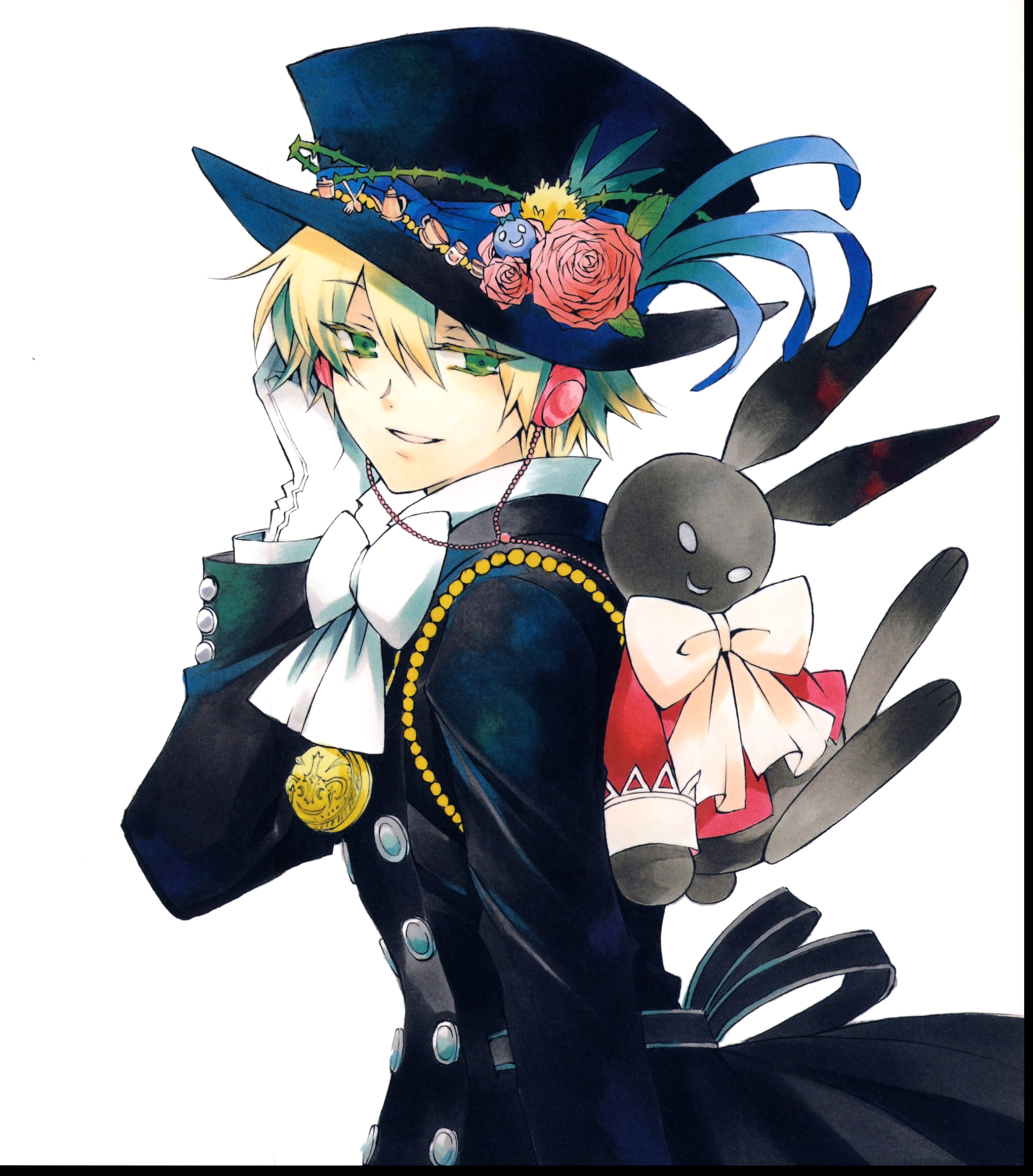 Pandora Hearts Oz
