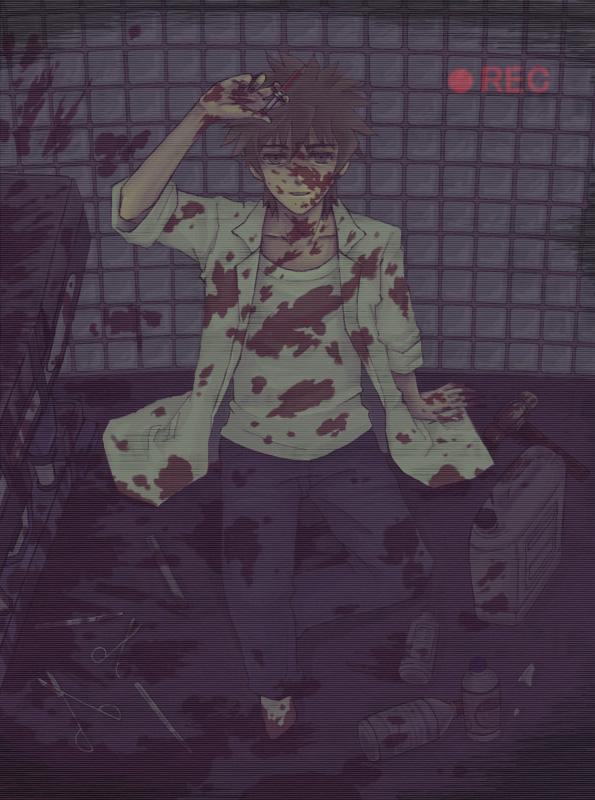 Tags: Anime, Kotsuru, Shiki, Ozaki Toshio, Fanart, Pixiv