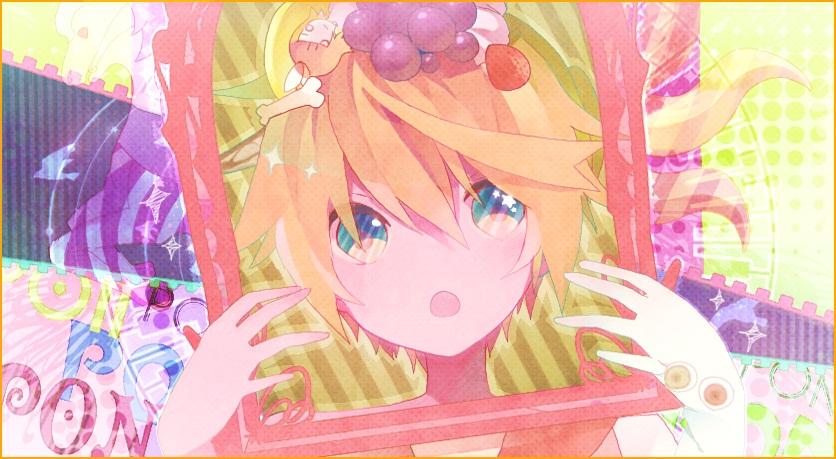 ponponpon zerochan anime image board