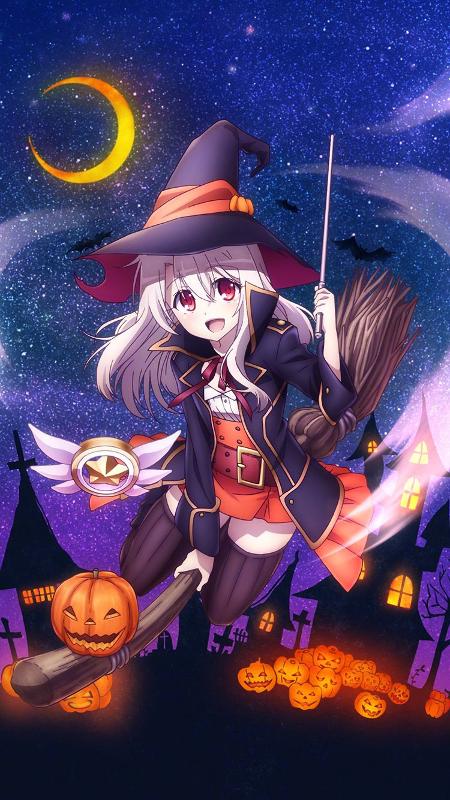 Tags: Anime, Silver Link, D-techno, Fate/kaleid liner PRISMA ☆ ILLYA, PRISMA ☆ ILLYA Alarm, Illyasviel von Einzbern, Magical Ruby, Official Art