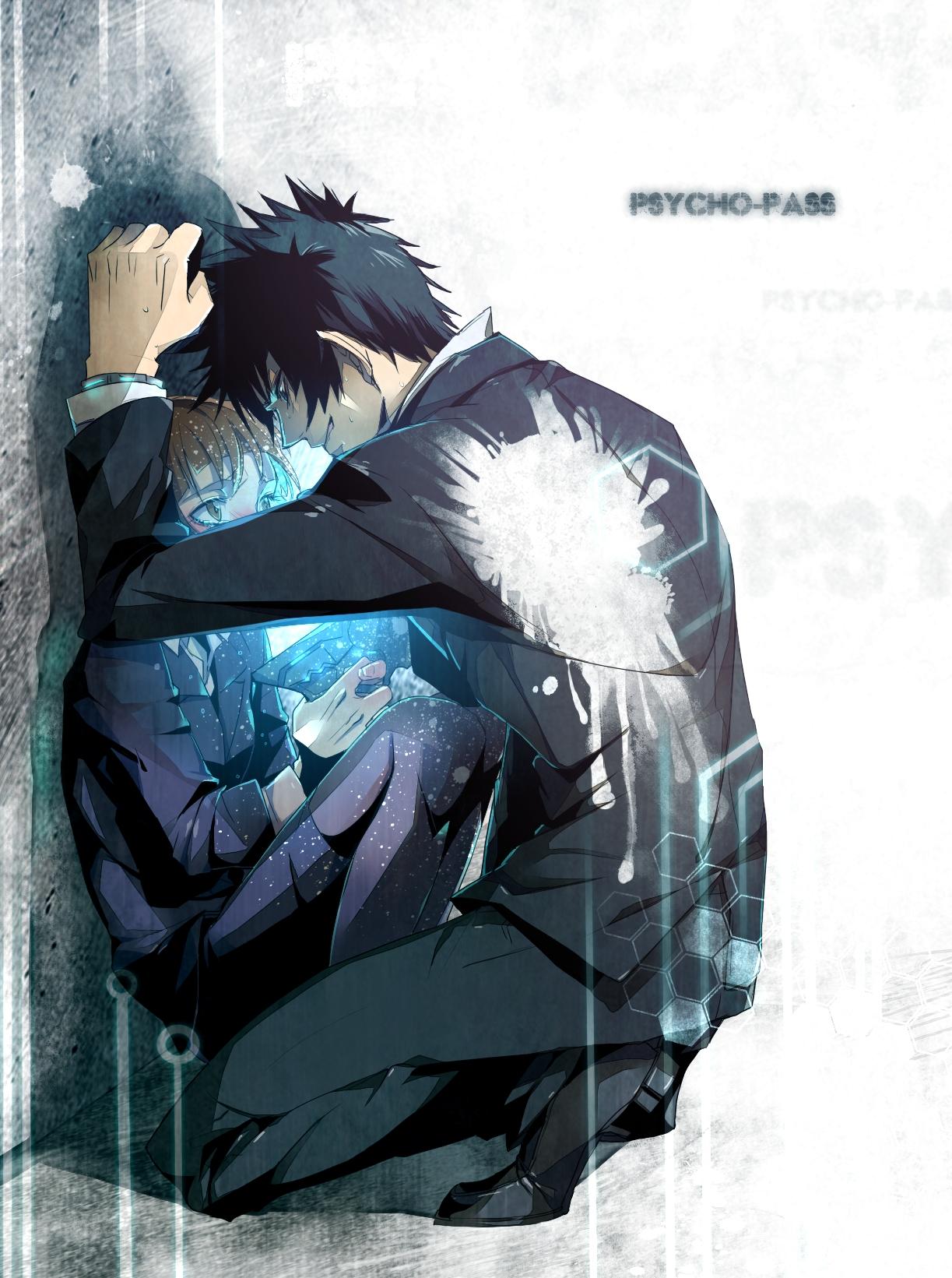 Psycho Pass Zerochan Anime Image Board