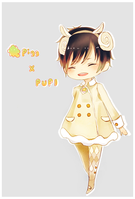 Tags: Anime, Penchop, PUPI, Fanart, Nico Nico Singer, Pixiv