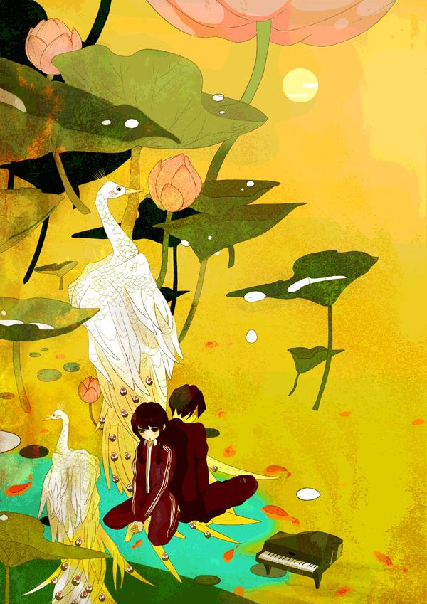 Tags: Anime, Pa (artist), Weird, Pixiv, Original