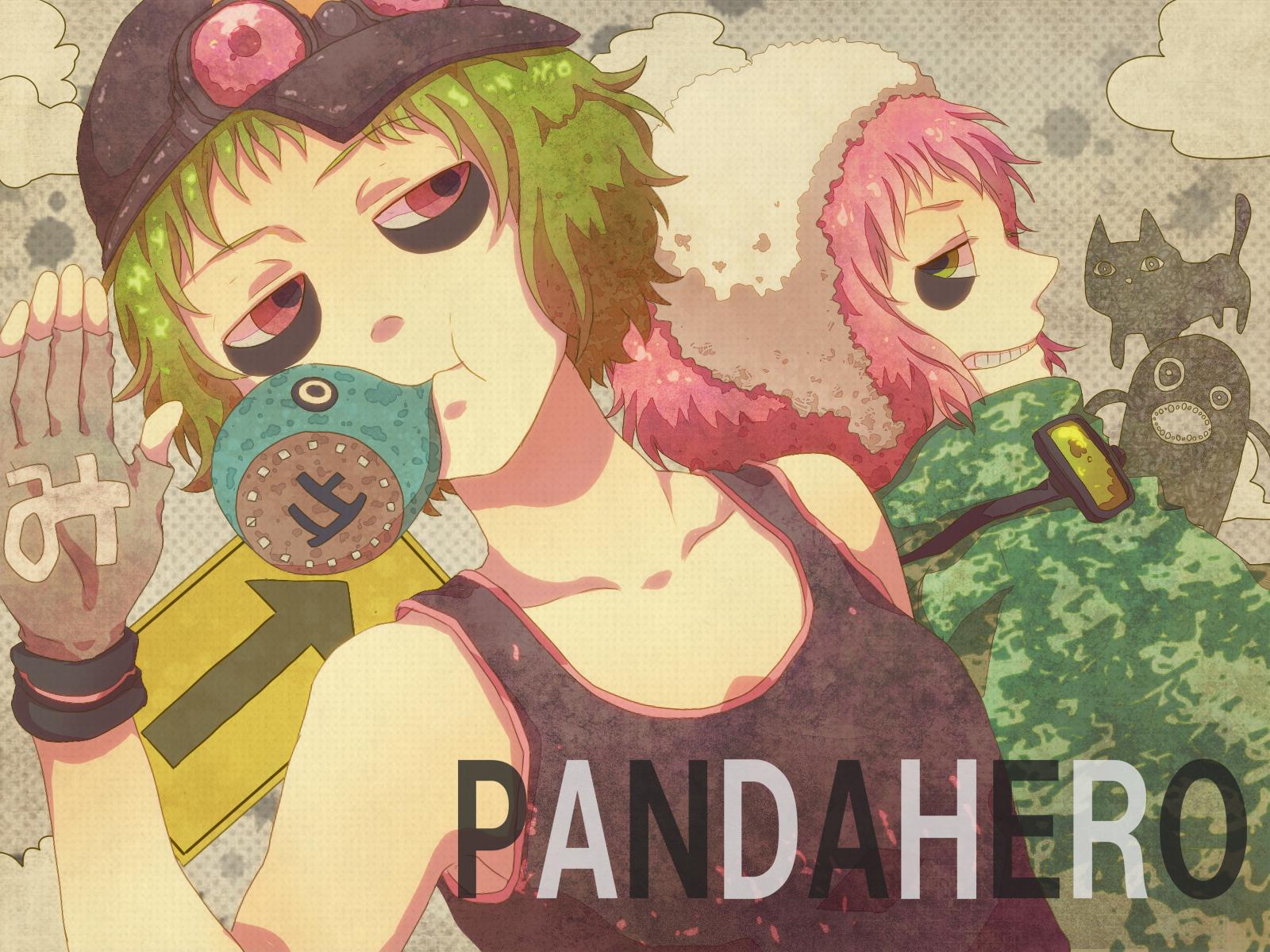 Gumi Panda Hero