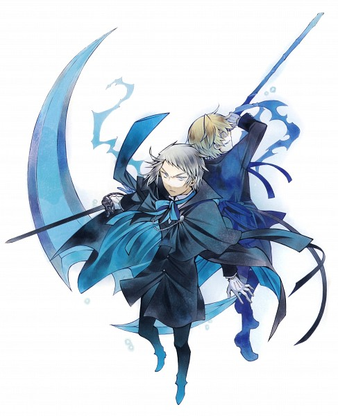 Tags: Anime, Mochizuki Jun, SQUARE ENIX, Pandora Hearts, Pandora Hearts ~Odds And Ends~, Oz Vessalius, Elliot Nightray