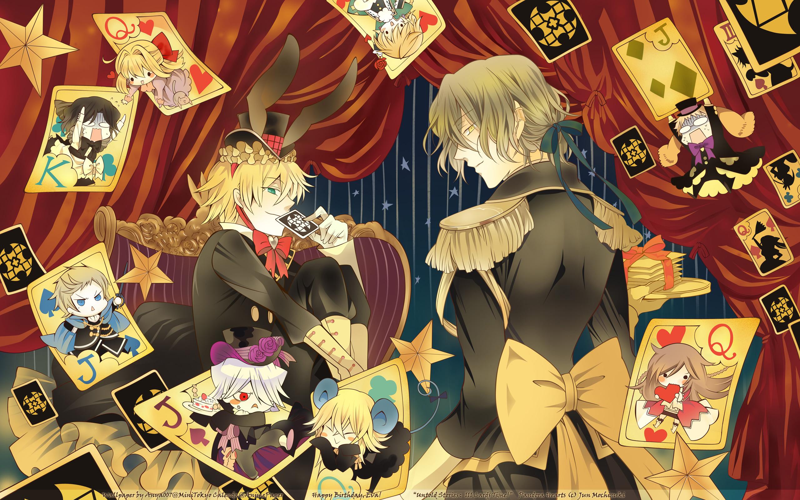 Pandora Hearts Wallpaper Zerochan Anime Image Board