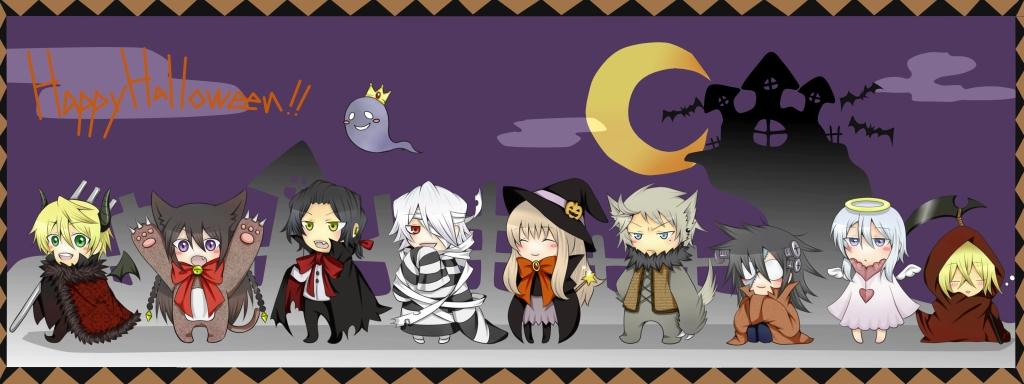 Halloween Party Pandora.Hearts.full.630959