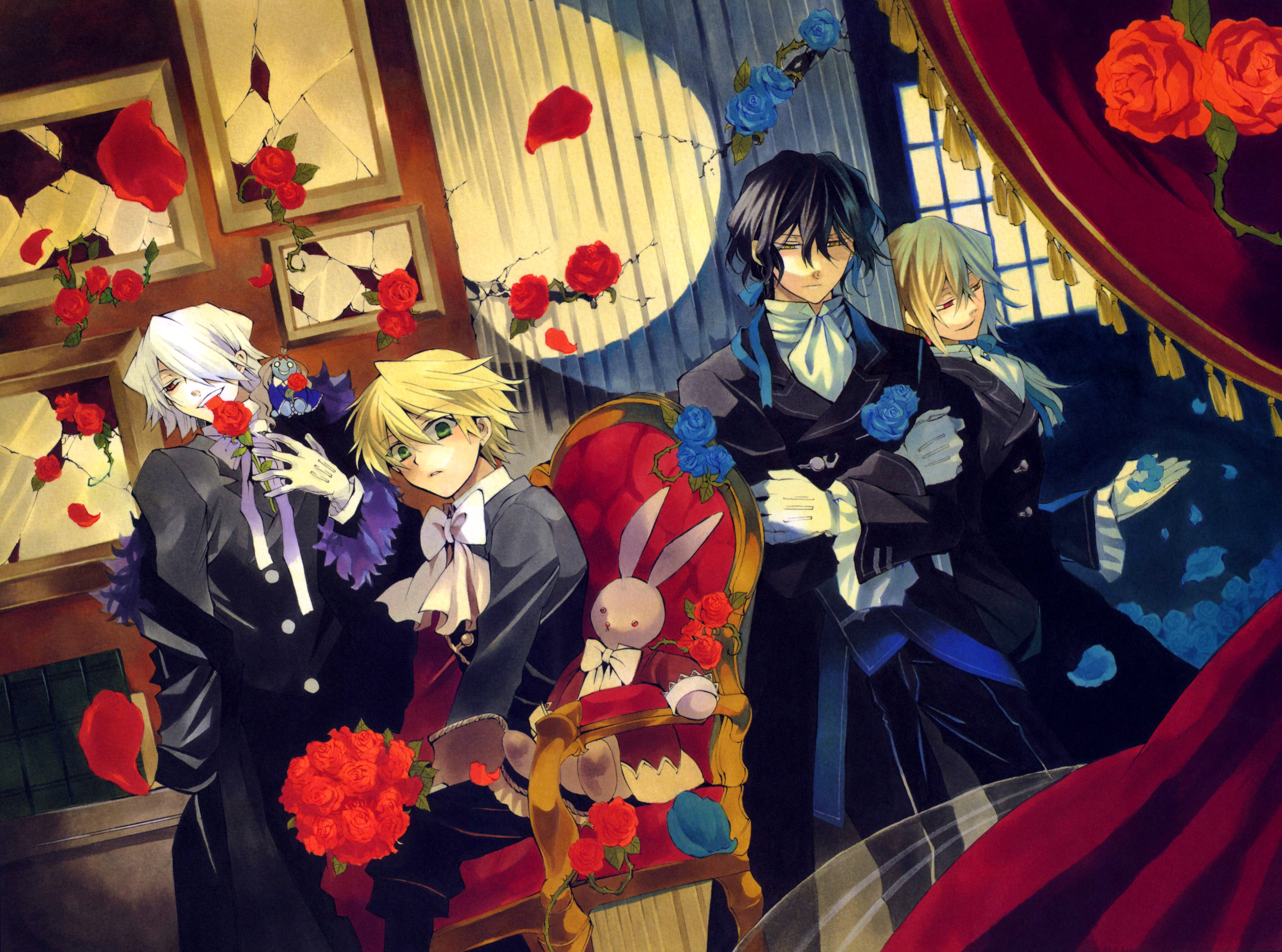 Pandora Hearts, Wallpaper - Zerochan Anime Image Board