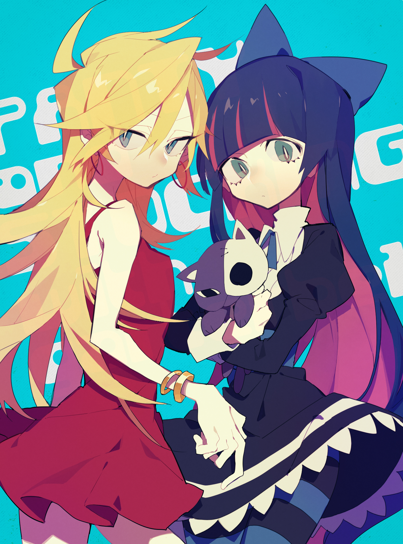 Panty And Stocking With Garterbelt Mobile Wallpaper 2056081