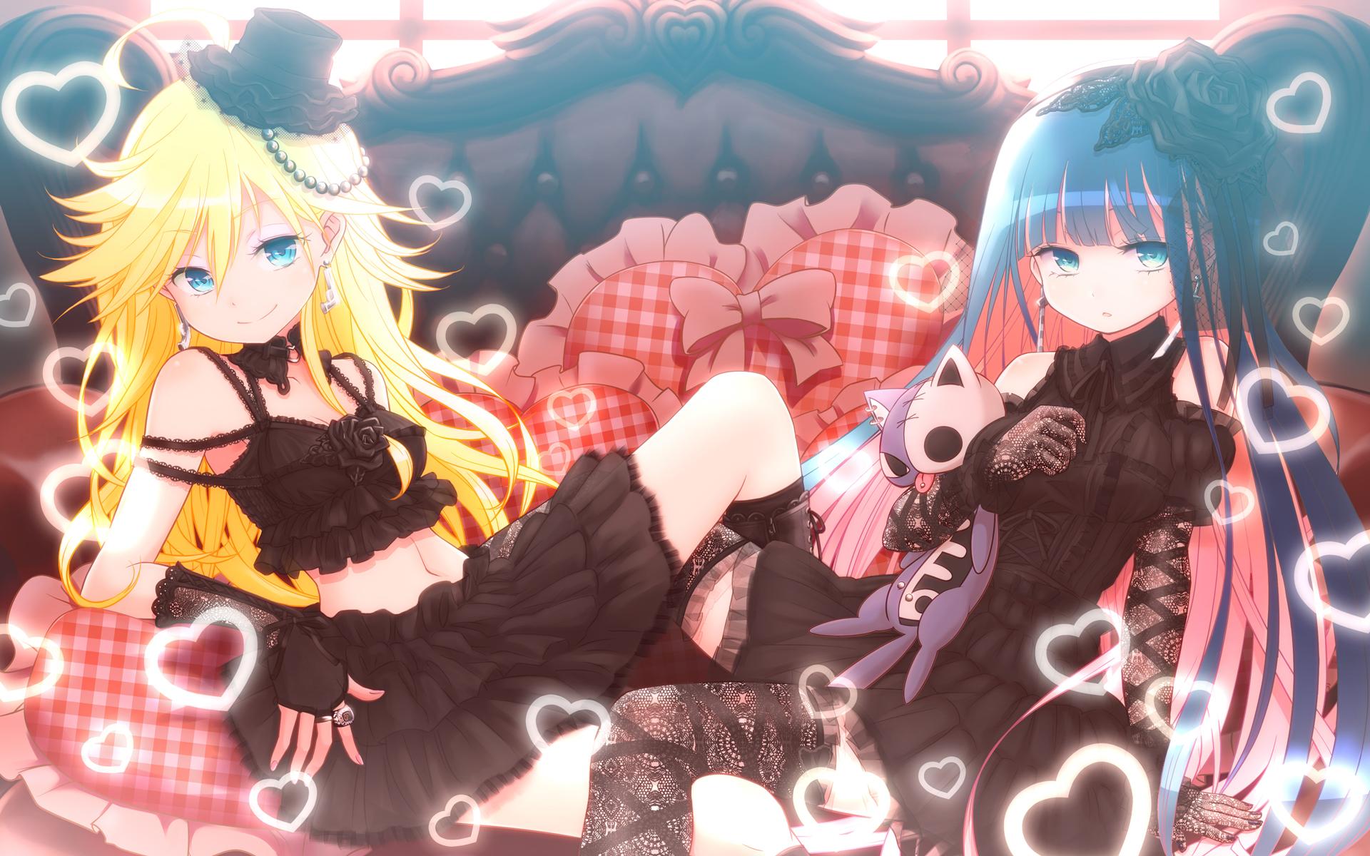 Panty And Stocking With Garterbelt Wallpaper Zerochan Anime