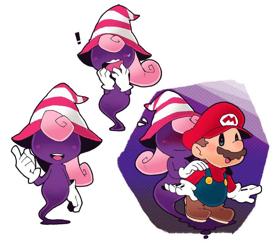 ... download Paper Mario The Thousand-year Door image  sc 1 st  Zerochan & Paper Mario: The Thousand-year Door - Zerochan Anime Image Board