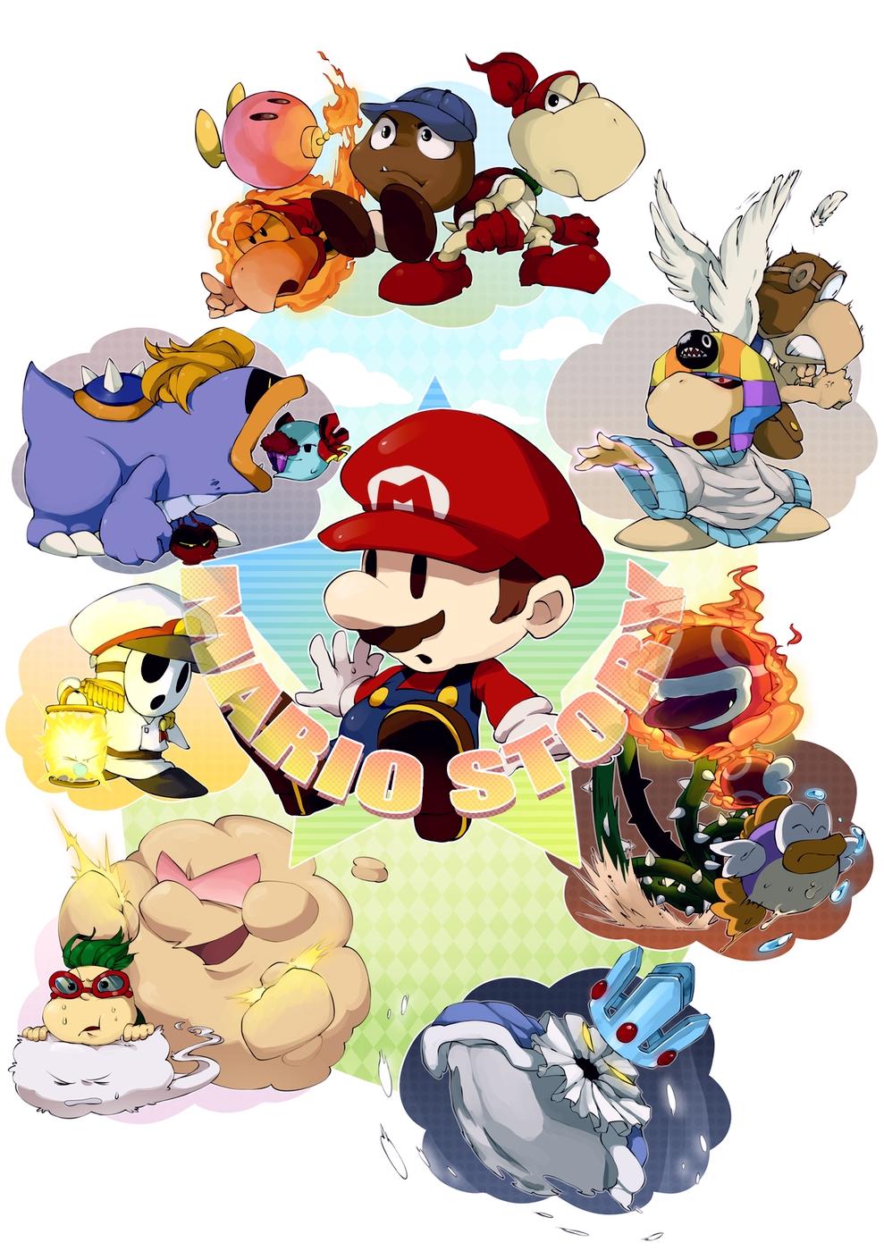Paper Mario Bow