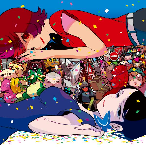 Tags: Anime, maruco (Pixiv1802310), Paprika (OVA), Paprika (Character), Chiba Atsuko