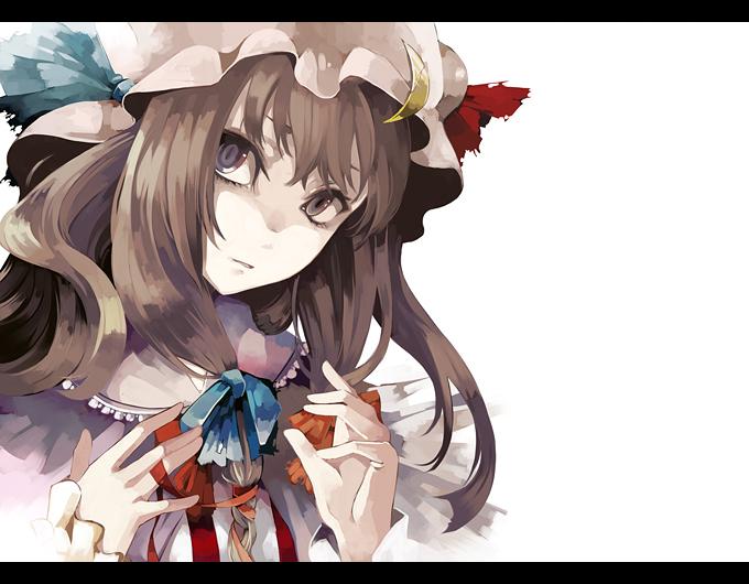 Tags: Anime, Riku (Wana), Touhou, Patchouli Knowledge, Fanart
