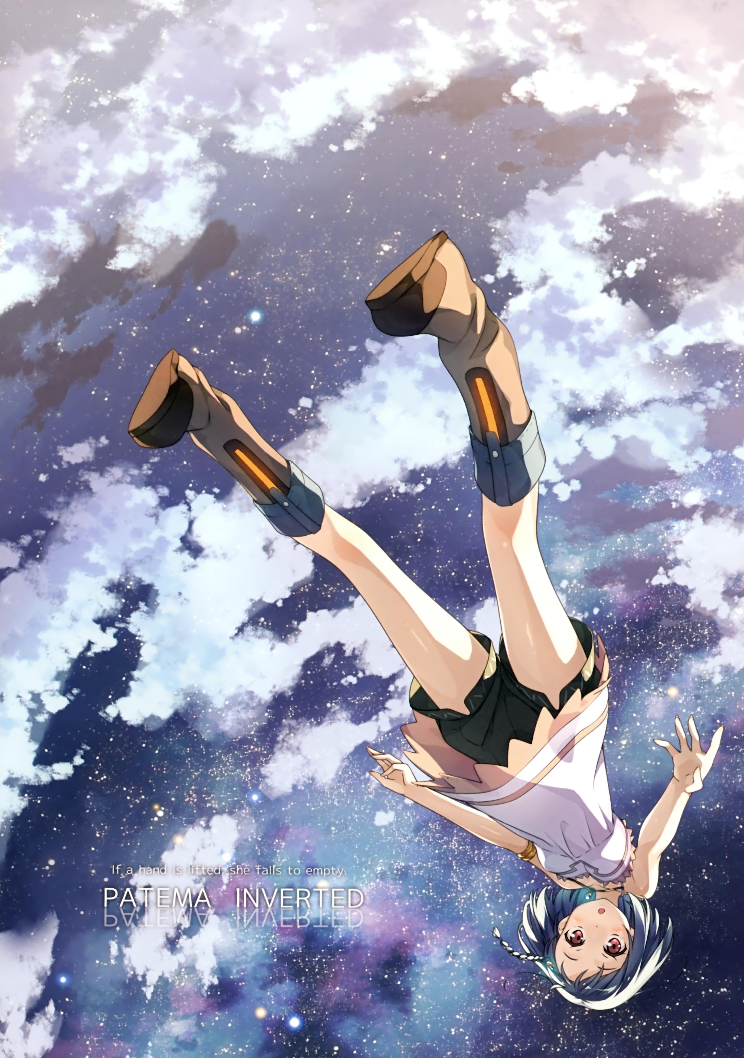 Sakasama no Patema (Patema Inverted) - Zerochan Anime ...