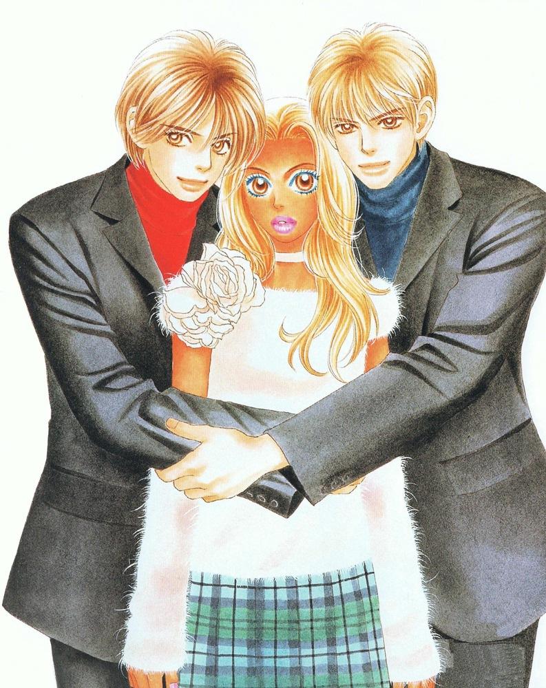 Tags anime peach girl kazuya
