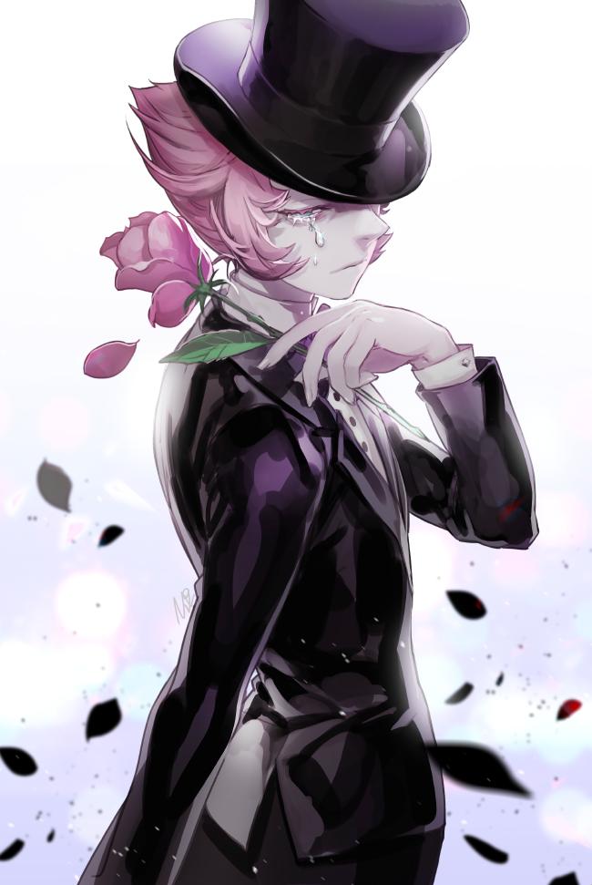 Tags: Anime, Steven Universe, Pearl (Steven Universe), Eyes Half Closed, Mobile Wallpaper