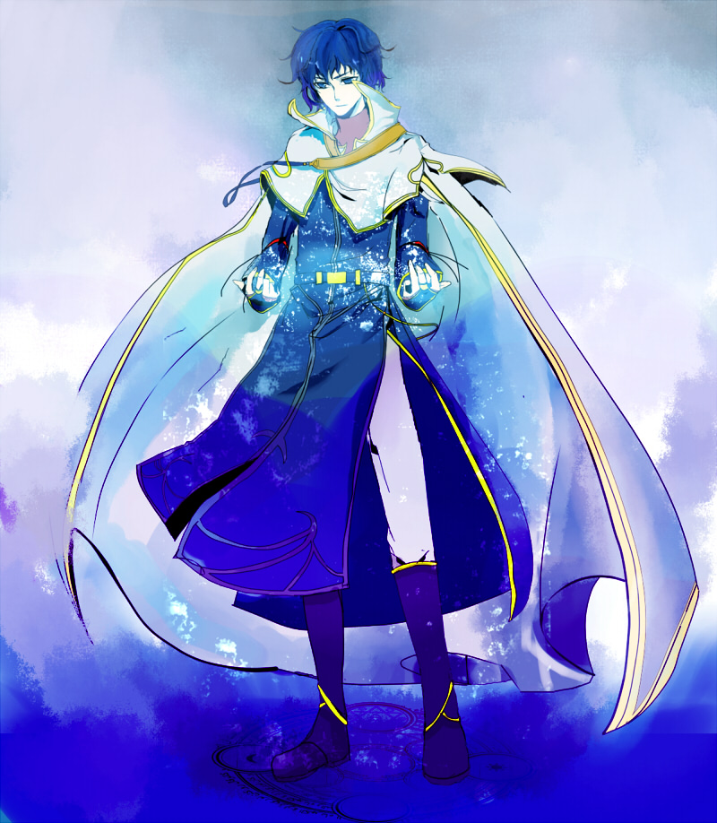 pelleas - fire emblem  path of radiance