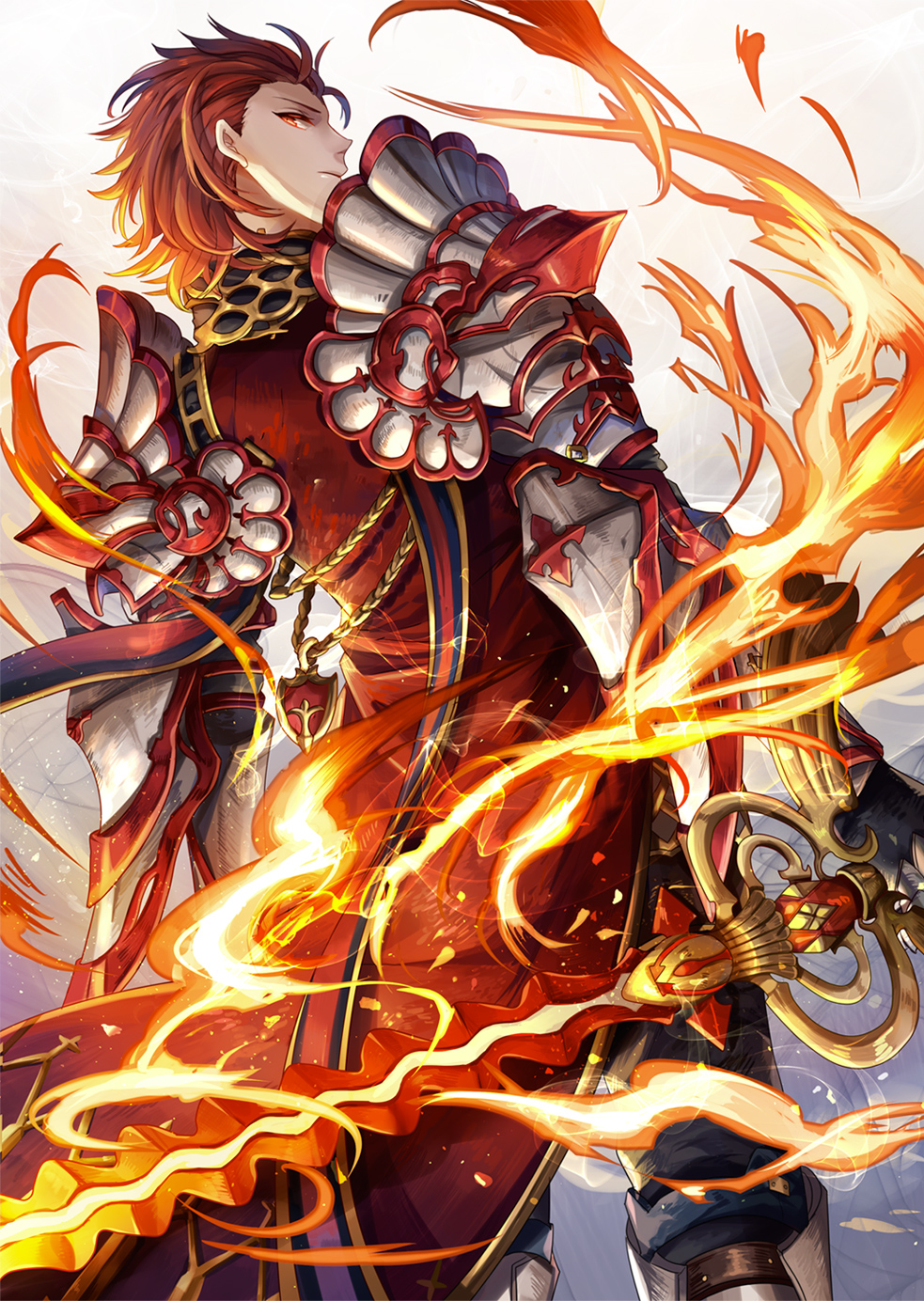 Percival Granblue Fantasy Zerochan Anime Image Board