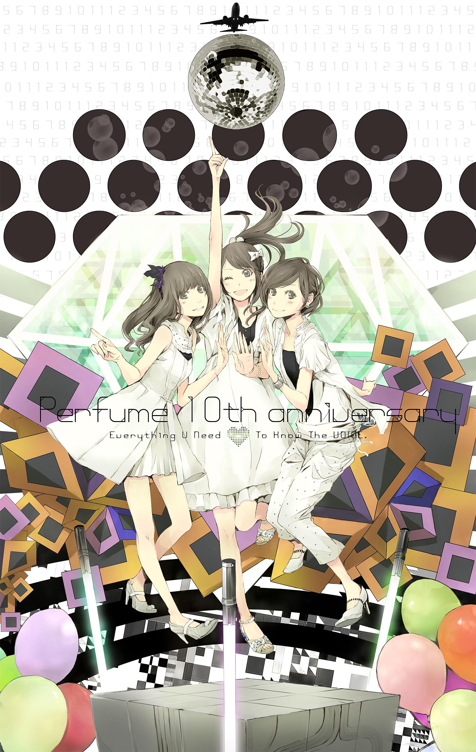 Perfume (Band) - J-Pop - Zerochan Anime Image Board