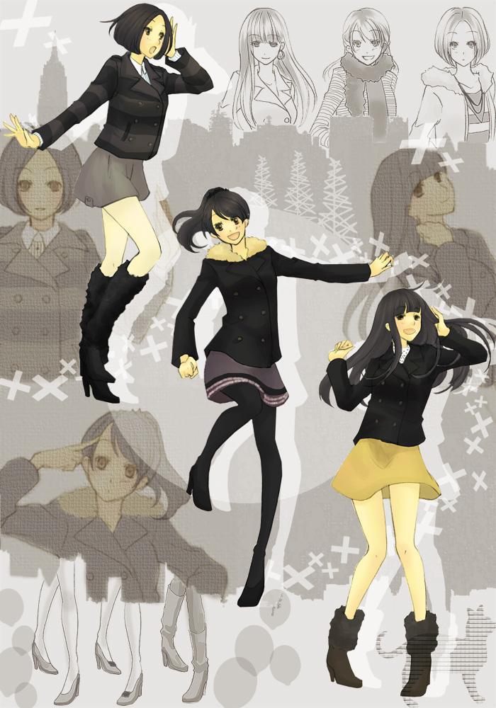 Perfume (Band) - J-Pop - Mobile Wallpaper #608865 ...