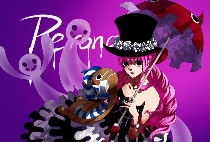 Perona One Piece Zerochan Anime Image Board